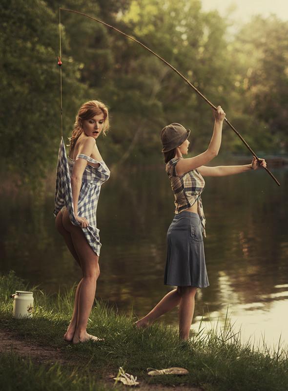 Рыбачки Автор: Давид  Д