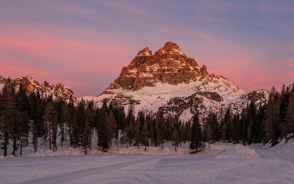 Тихий Альпийский вечер Автор: Сергей Вовк
