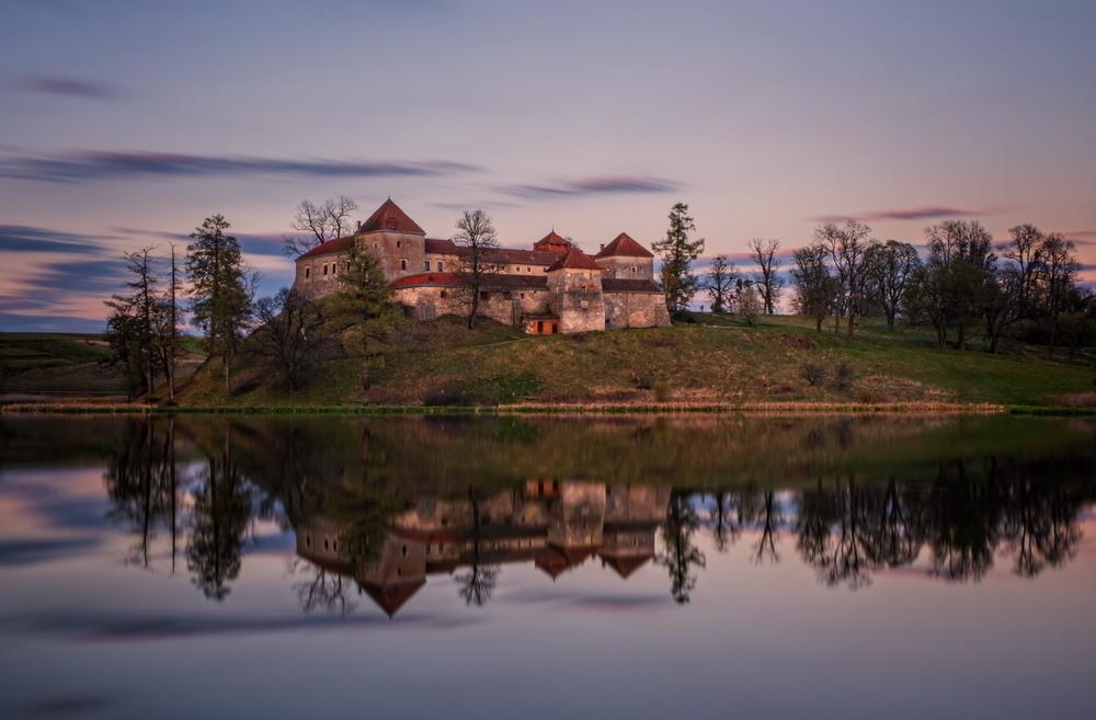 Свиржский замок Автор: Сергей Вовк