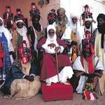 15 Aliyu Mustapha � Lamido of Adamawa (Nigeria).