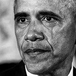 1 Январь. Speaking at the White House, President Obama condemned gun violence with tears in his eyes. Doug Mills