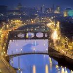 14 Ночной Дублин. Источник: whatboundariestravel