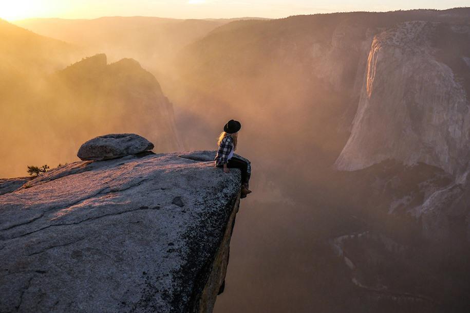 9 Категория «Окружая среда», победитель среди молодых фотографов. Национальный парк Йосемити, Калифорния. Автор: Mark Basarab