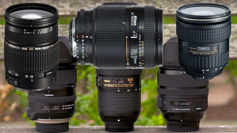 Выбор бюджетного б. у. аналога Nikon 24—70 2. 8