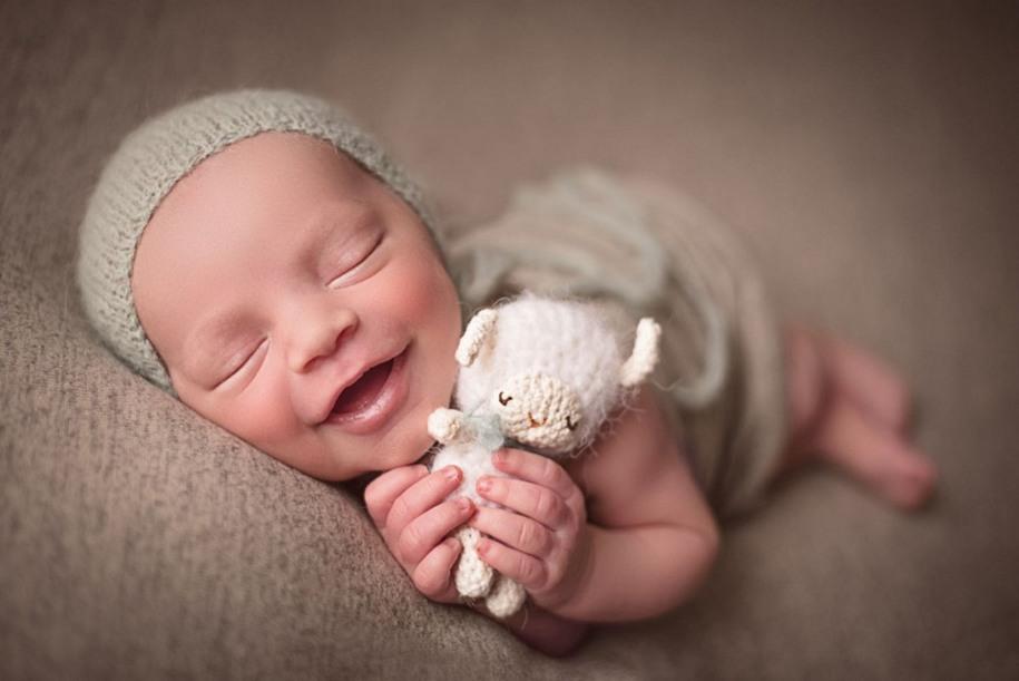 5 Невинный младенец. Автор фото: Соледад Чиналли Джунтини. Местоположение: Буэнос-Айрес, Аргентина.