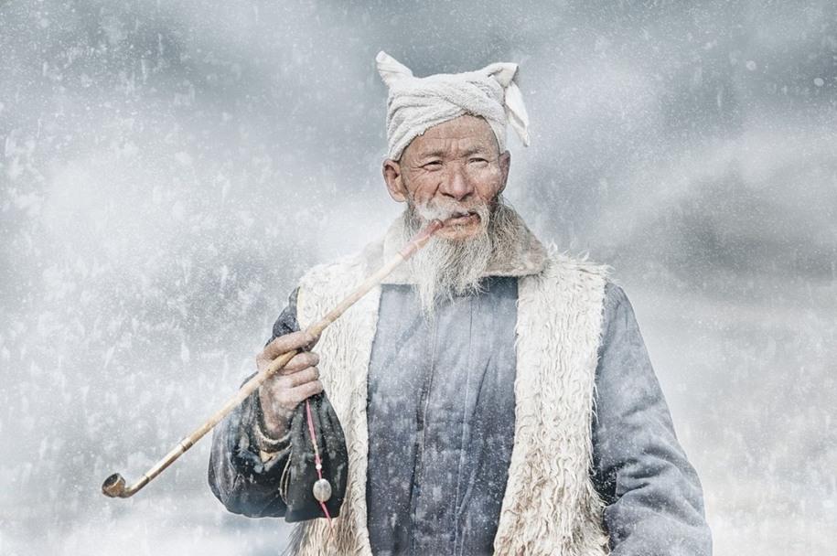 13 Старец из Дунбэя. Автор фото: Ицзюн Ся.