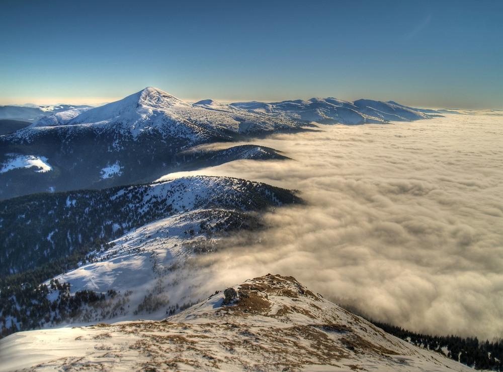 Плотина для облаков Автор: Вячеслав Ягодзинский