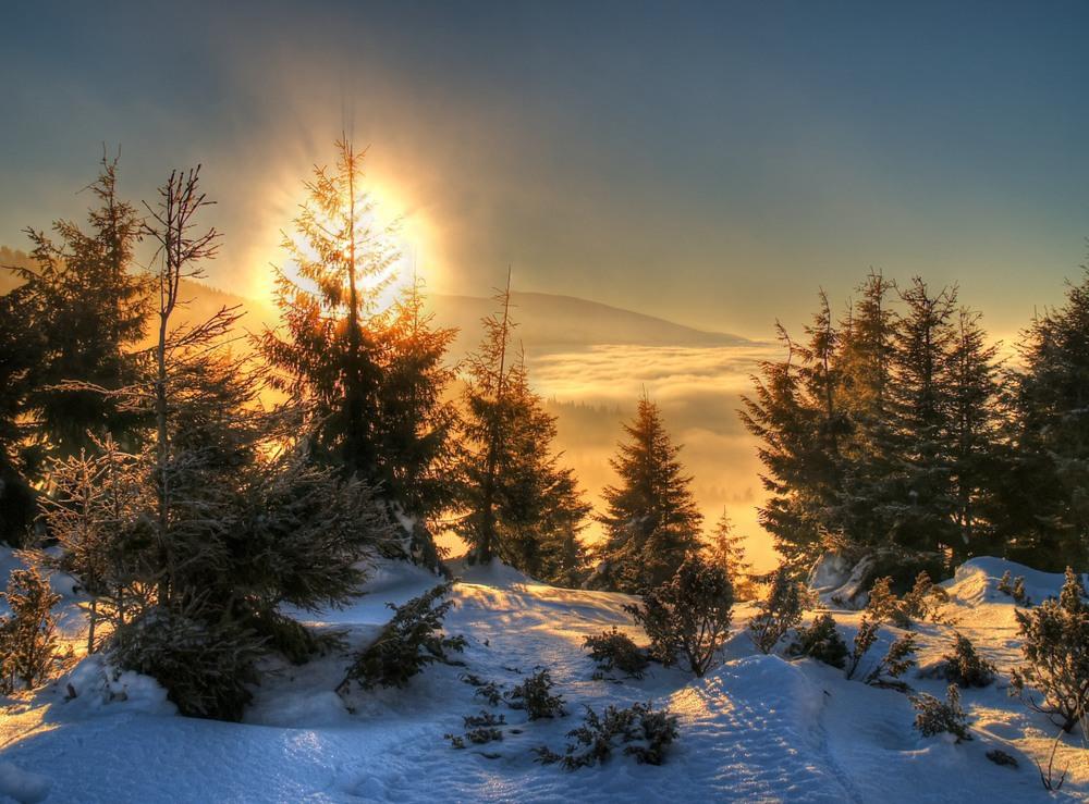 Солнечный взрыв поутру Автор: Вячеслав Ягодзинский