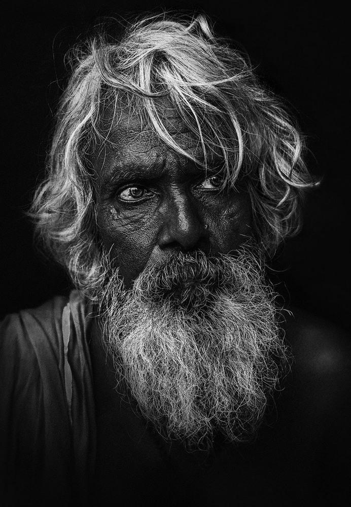 21 Индийский монах. Автор фото: Мохаммед Альхайри.