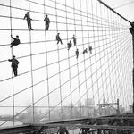 11 Маляры Бруклинского моста, 1914.
