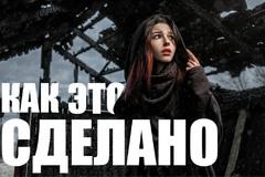 Фотограф Vladimir ANTAKI: «Хранители»