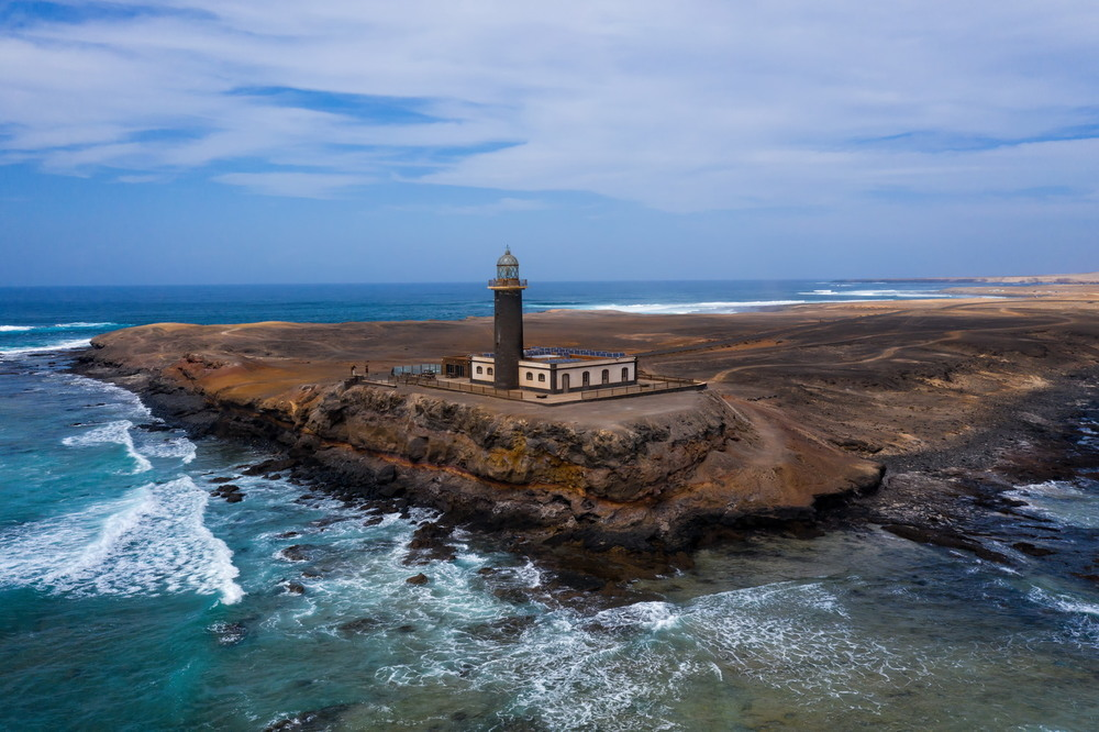 Punta Jandia Lighthouse Автор: Сергей Вовк