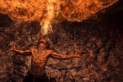 Магия огня в снимках Benjamin Von Wong