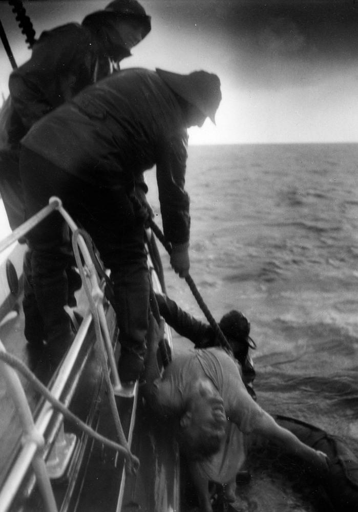 Хроника морских спасателей, 40-е годы