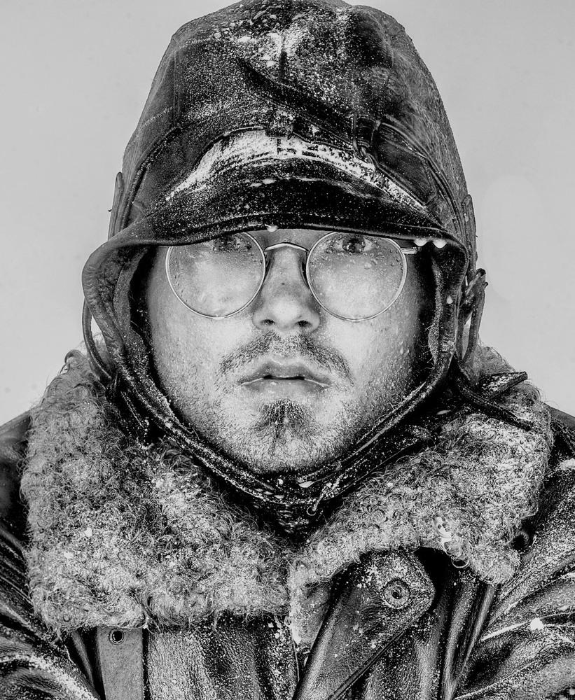 2.Серебро и титул «Фотограф-портретист года» Луис Хернандес Давилья (США)