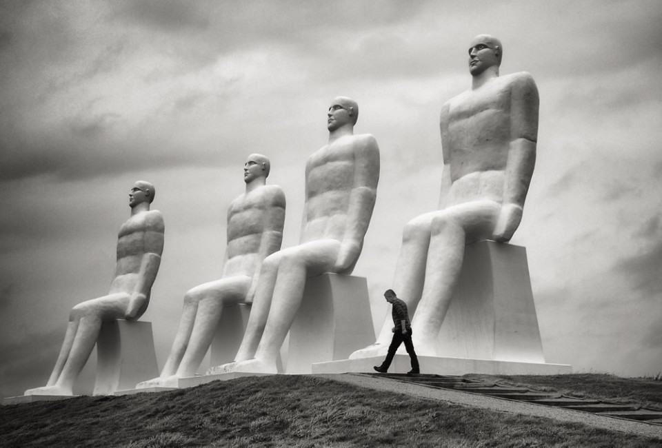 3.Бронза и титул «Фотограф-концептуалист года» Марианн Сифф Куск (Дания)