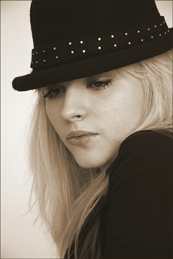 Портрет. Лена