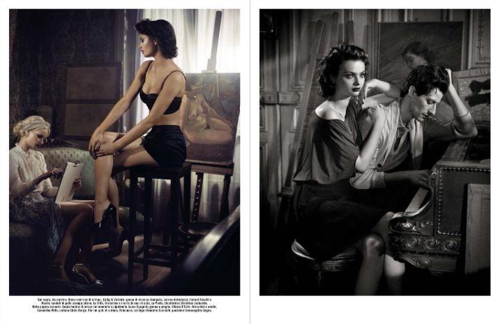 Доступ ко всем номерам Vogue Italia