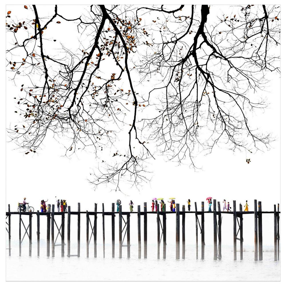 19 Мост Убэйн  Автор фото: Chen Ruiyuan.
