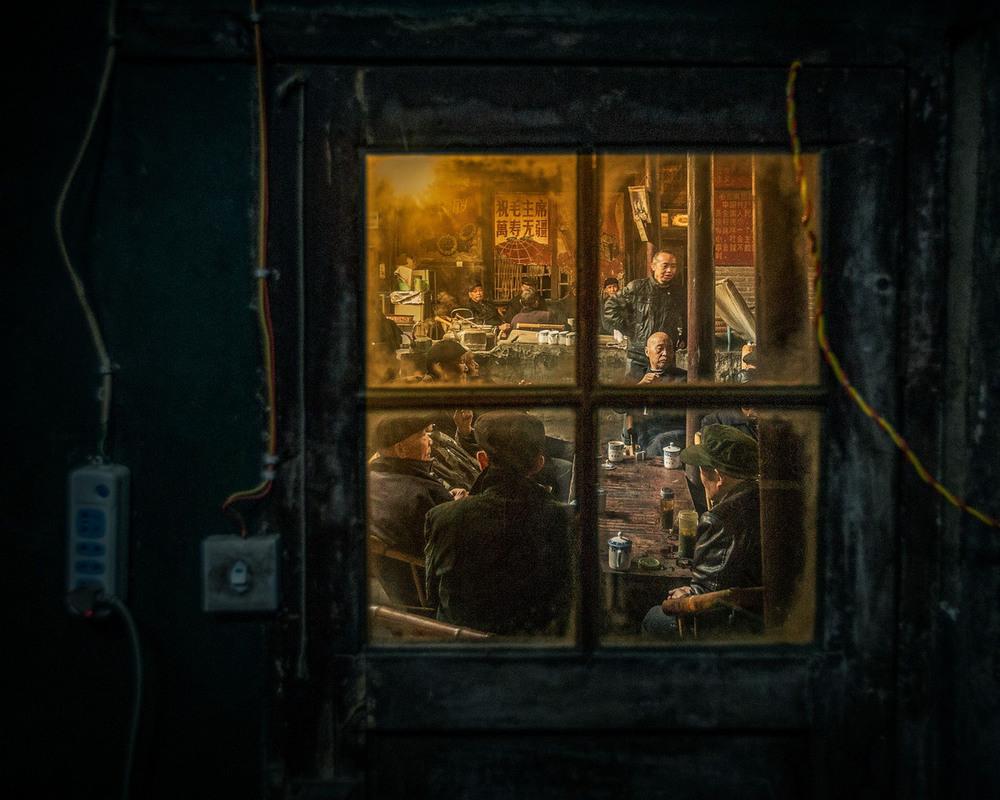 23 Старый чайный домик Автор фото: Wenhui Yan.