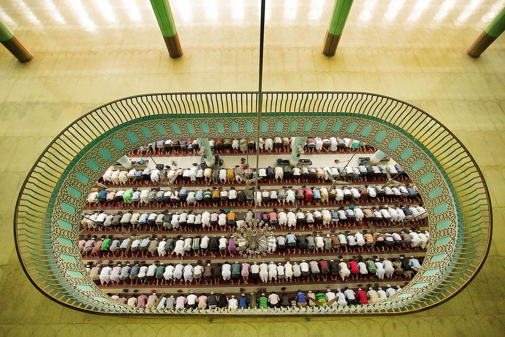 25 Время молитвы  Автор фото: Forhad Kamaly.