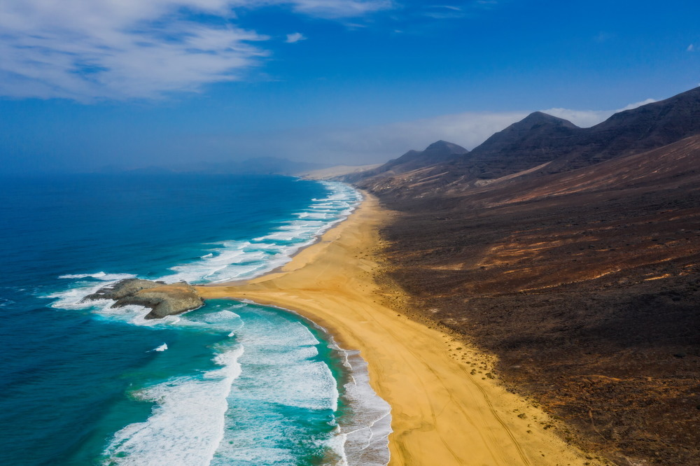 Playa de Cofete Автор: Сергей Вовк