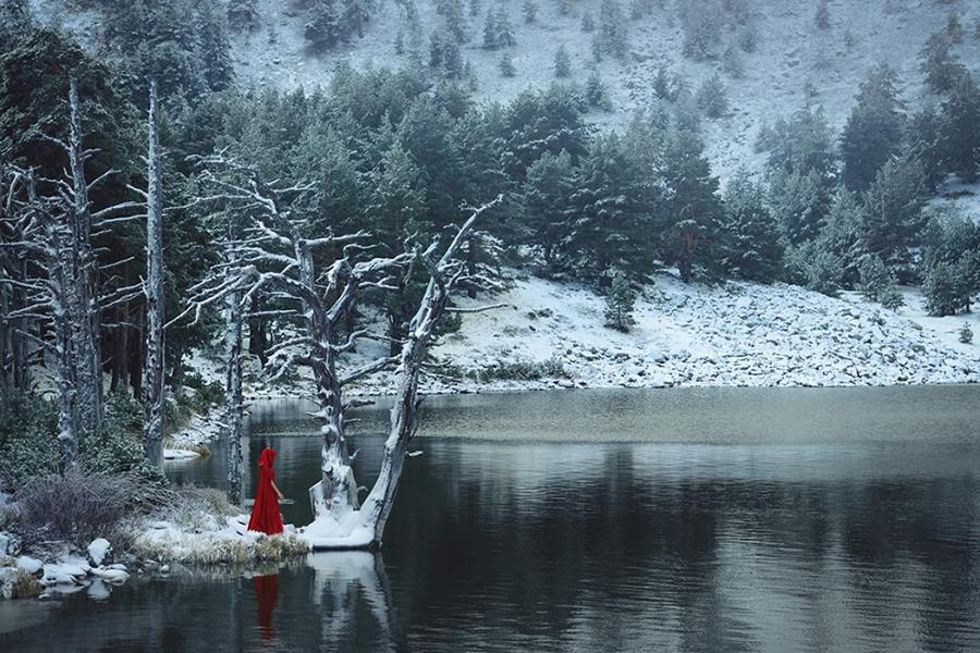 7 Волшебный пейзаж Аиды Паскуаль-международного мастера фотографии и концептуального искусства.