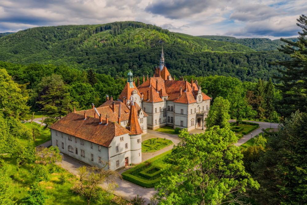 Замок Шенборна Автор: Сергей Вовк