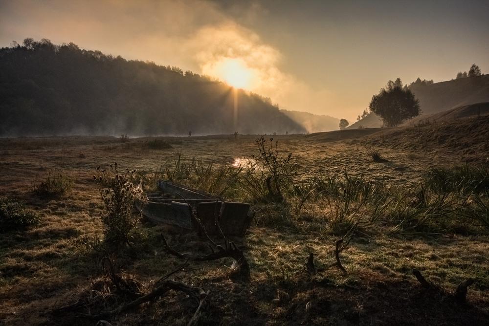 За горою сонце сходить. Хлопці не зівайте! Автор: Александр Кондратюк/Сандродед