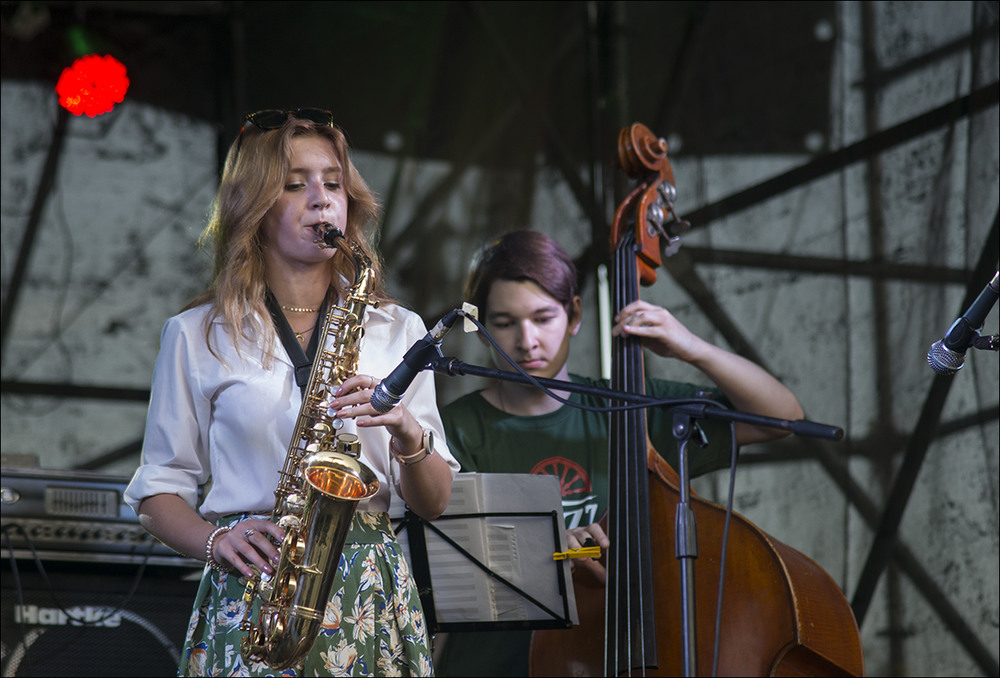 ​OPEN-AIR Jazz Diлiжанс-2019 Черкассы