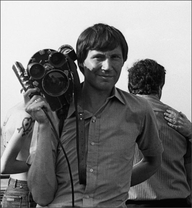Владимир Пика. Кинооператор, фотограф, педагог. г. Киев