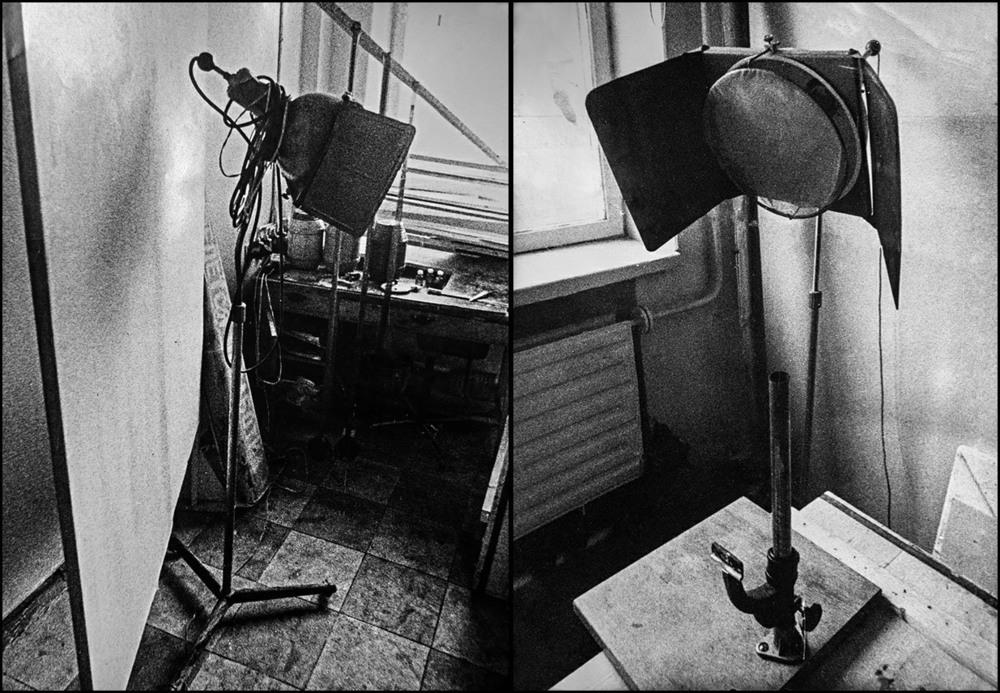 Ретроспектива (мои работы), 80-е годы.