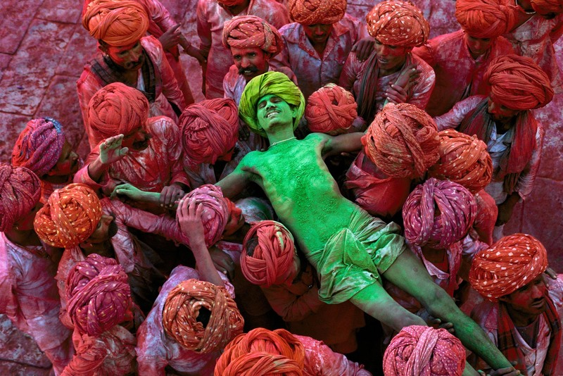 Индия глазами Стива МакКарри