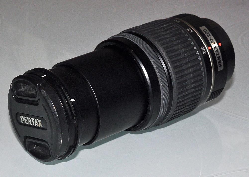 Объектив, Pentax smc PENTAX-DAL 50—200mm 1:4—5.6 ED