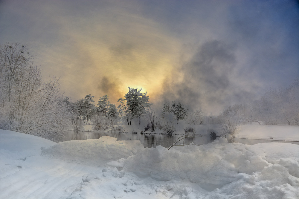 зимний день Автор: Сергей Епишев