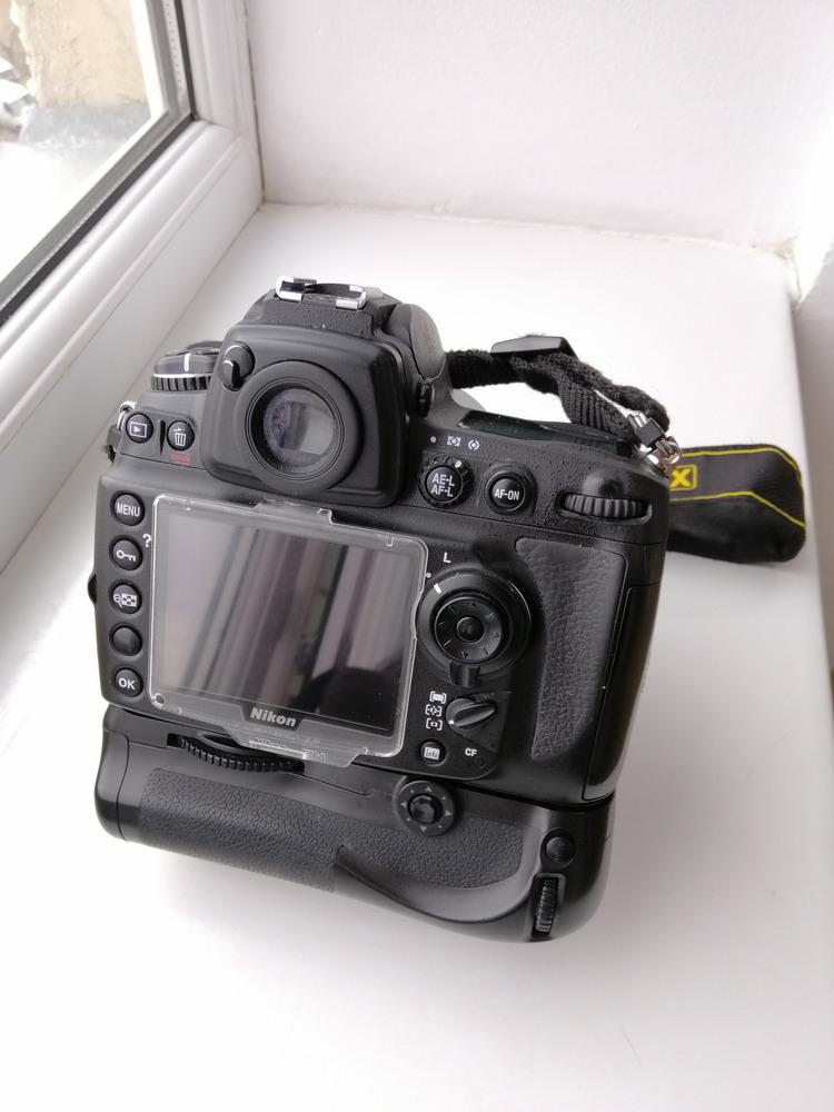 Продам Nikon D700 +...