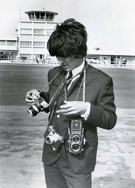 Какими камерами снимали знаменитости?