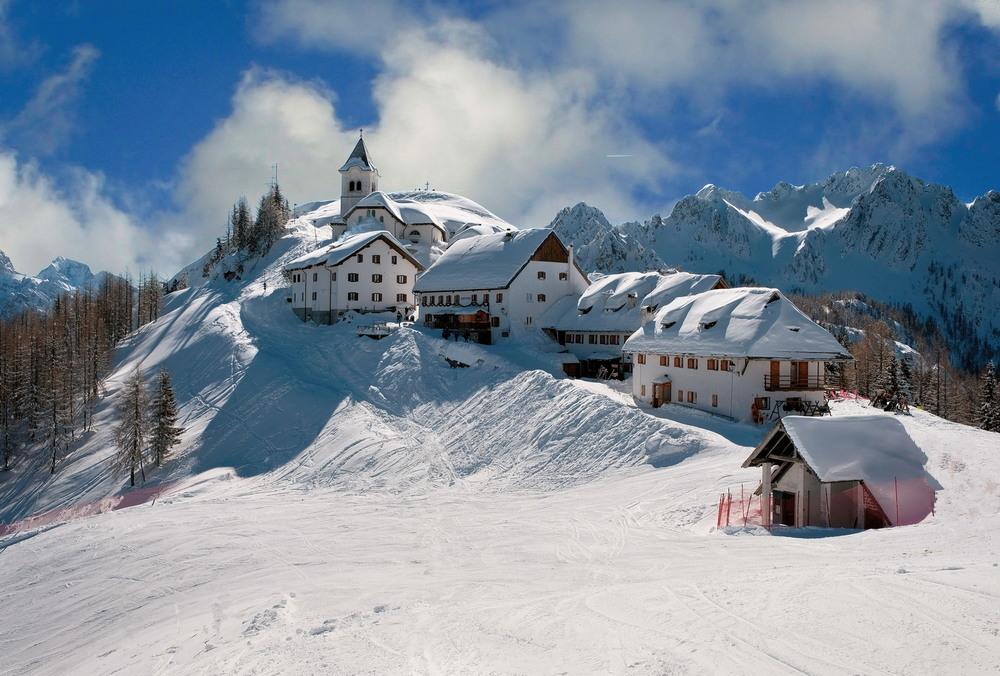 Монте Луссари — недалеко от неба Автор: Сергей Вовк