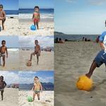 1 Футбол с юных лет.