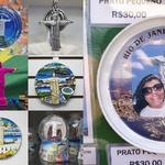 2 Сувенирная продукция Бразилии.