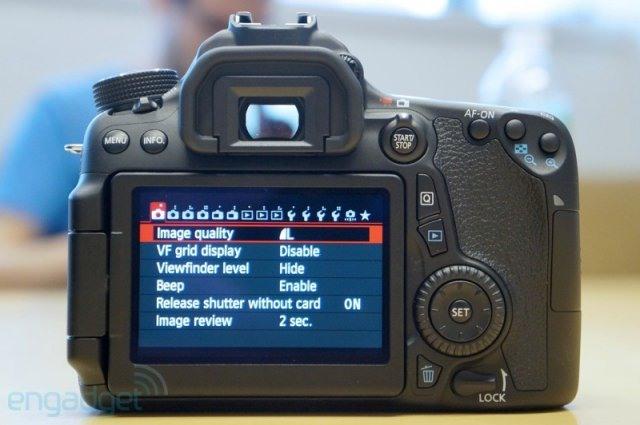 Canon EOS 70D— зеркальный фотоаппарат сDual Pixel CMOS-сенсором