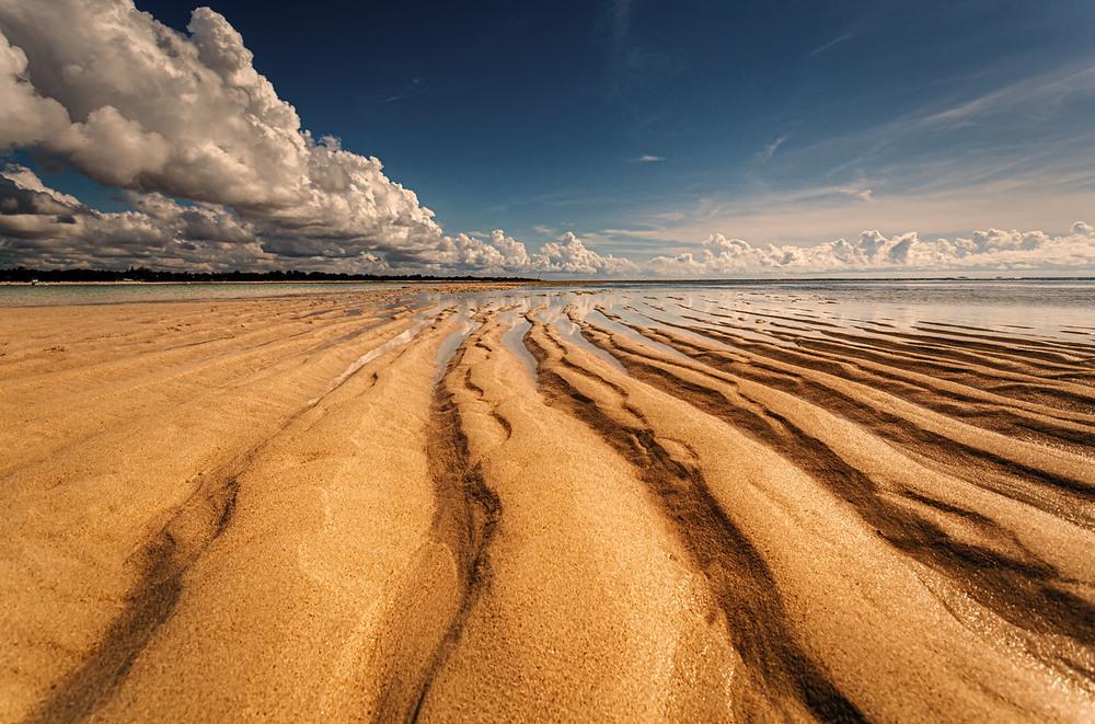 Утренний отлив...Момбаса.Кения! Автор: Александр Вивчарик
