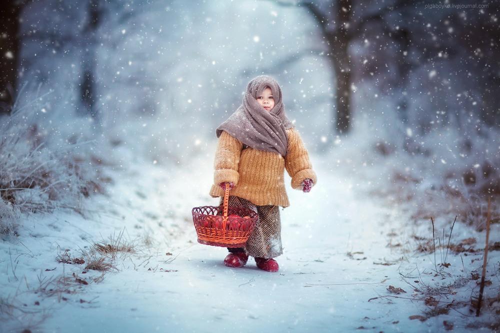 Морозко Автор: Ольга Бойко