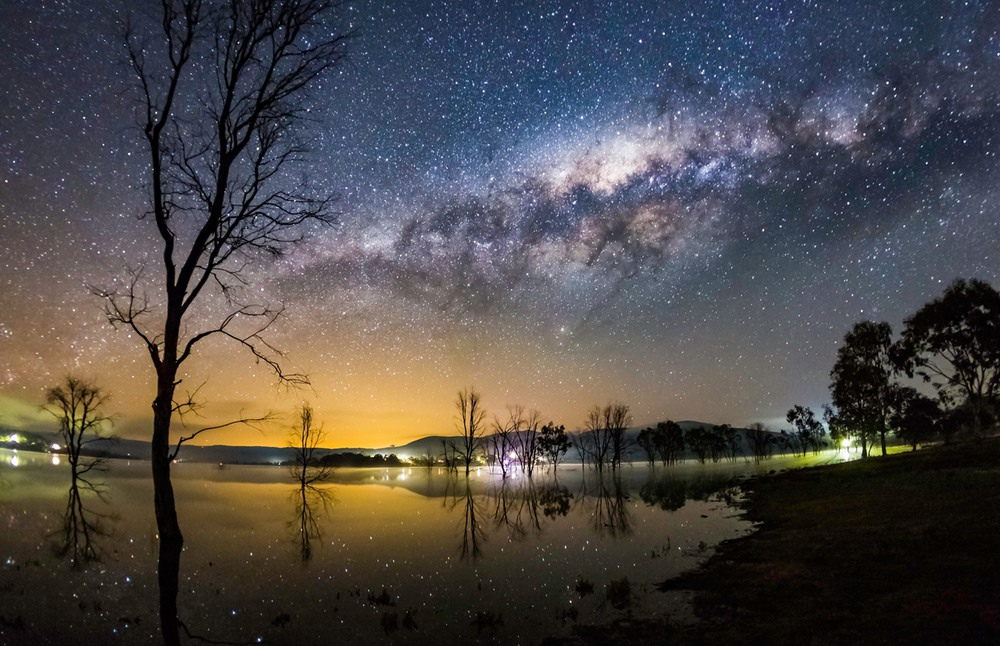 9 Млечный Путь. Автор - Neil Creek