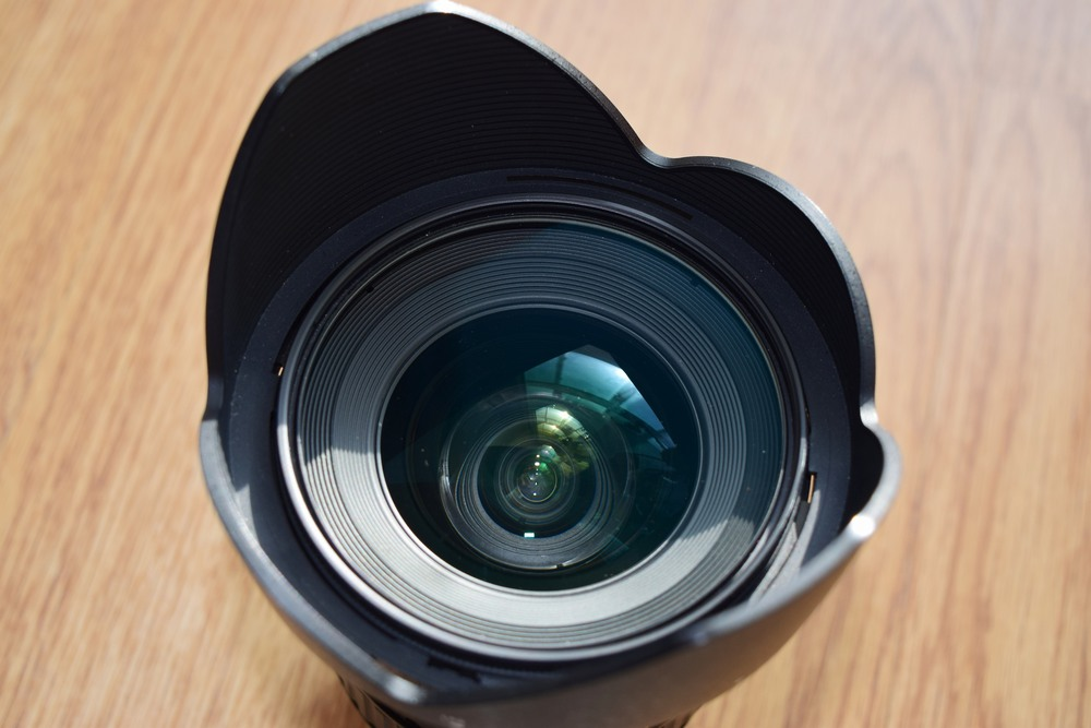Продам Объектив Tokina AT-X 116 PRO DX II AF 11—16 mm f/2. 8 (Nikon)
