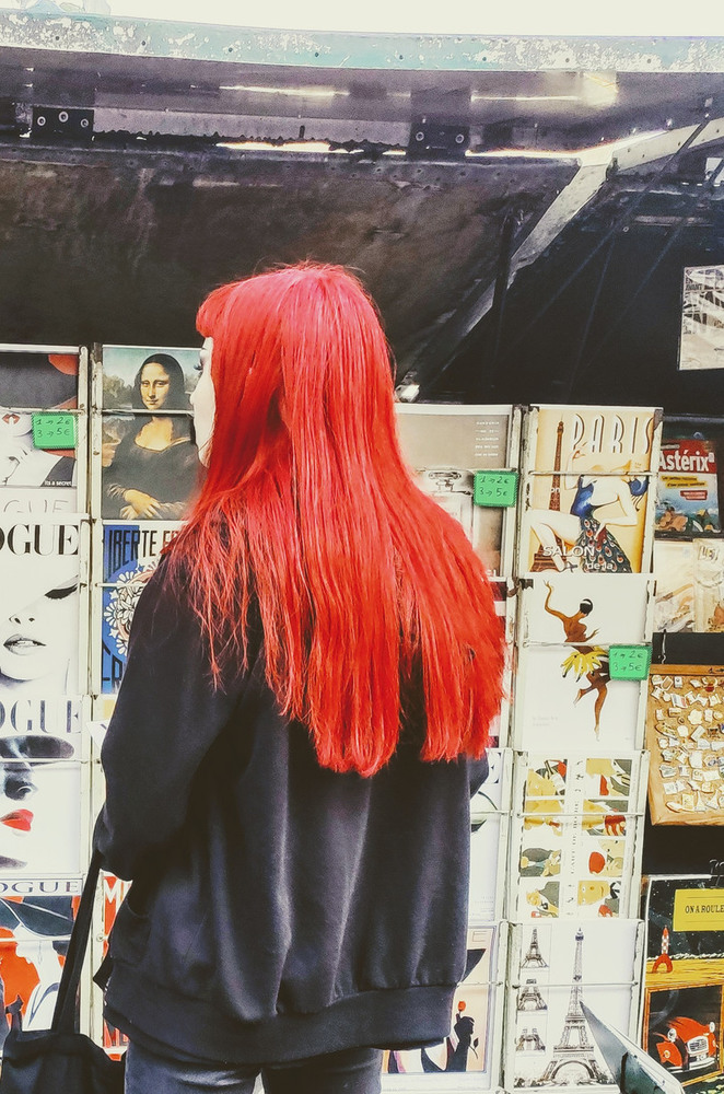 27 Мона Лиза. Встретились взглядом