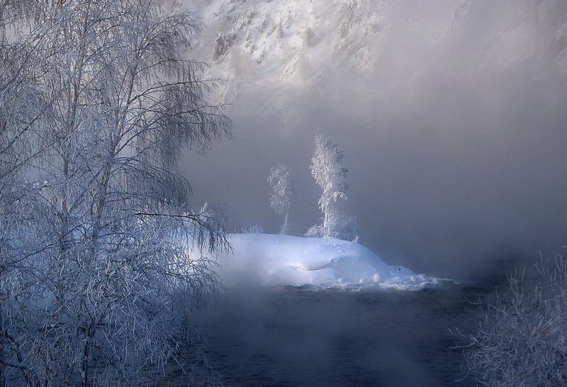 Победители фотоконкурс «Зимняя история»