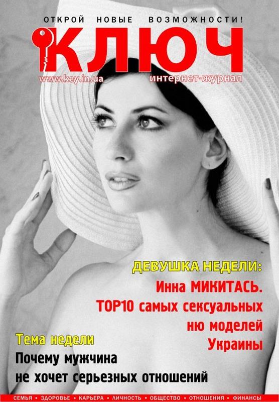 Интервью Инна Микитась