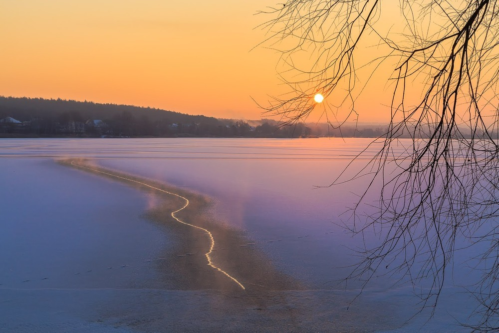 Ранковий туман Автор: Андрій Косенко