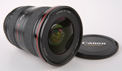 Продам объектив Canon 17—40 4L
